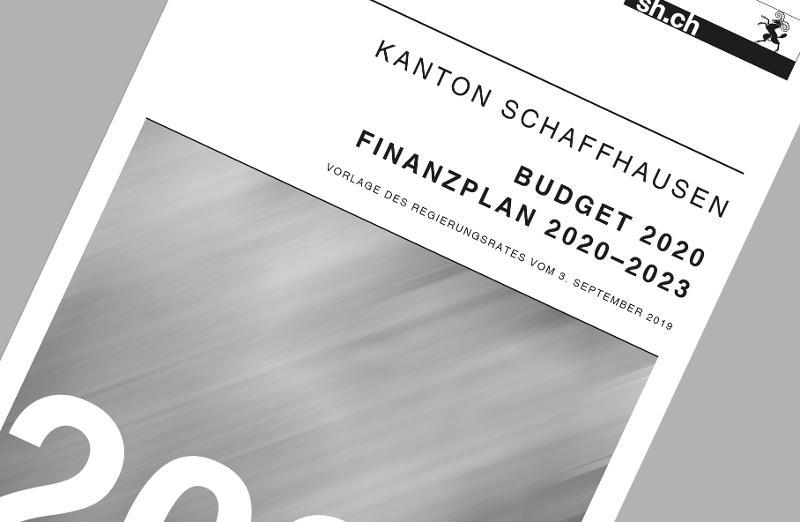 Nachträge zum Budget 2020 und Prognose Ergebnis Rechnung 2019