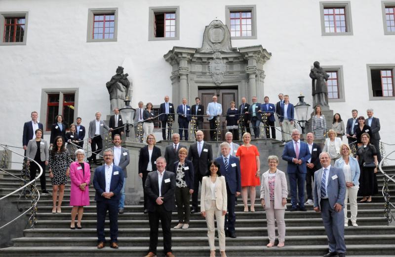 Internationale Parlamentarische Bodensee-Konferenz tagte im Kanton St. Gallen