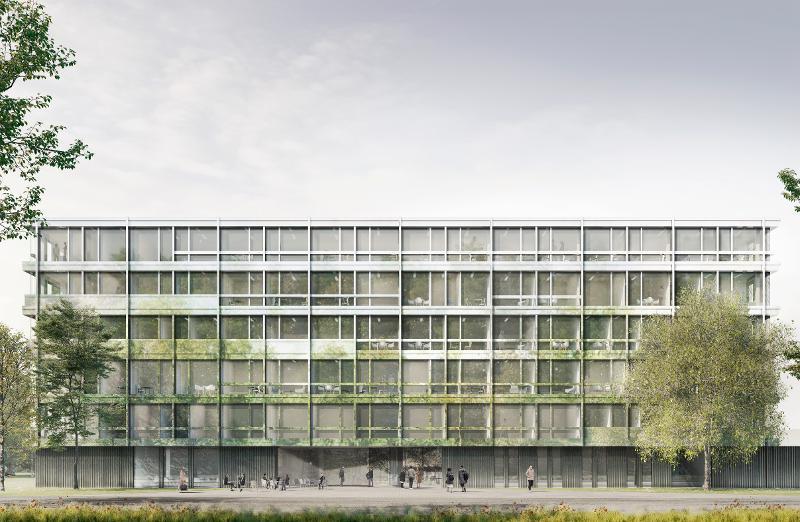 Neubau Polizei- und Sicherheitszentrum: Der zweistufige Projektwettbewerb ist abgeschlossen