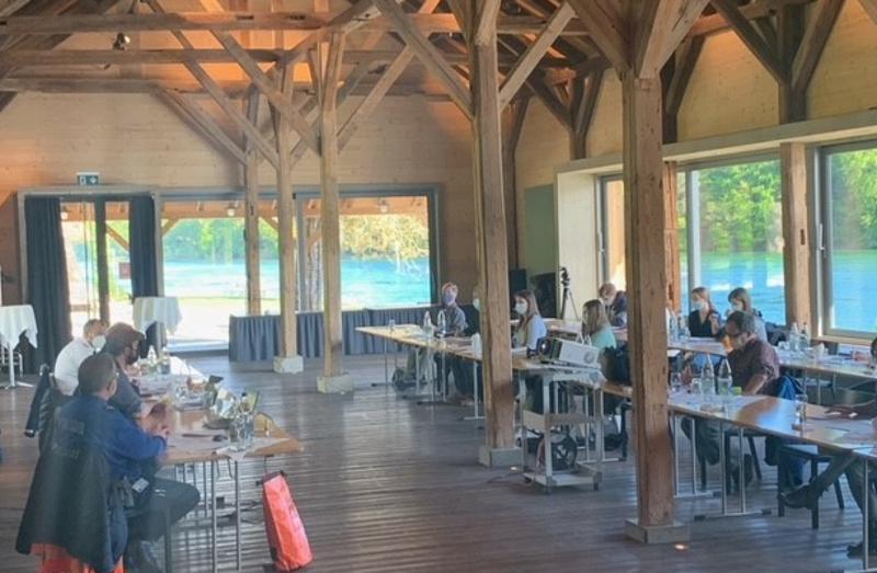 Hochrhein: Auch in der Gummibootsaison 2021 nicht