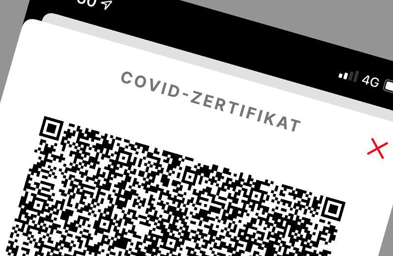 Covid-19: Regierung befürwortet Ausweitung der Verwendung des Covid-19-Zertifikats