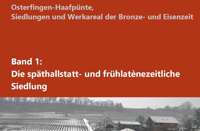 Neuerscheinung: Publikation Osterfingen-Haafpünte